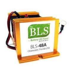 BATTERY LIFE SAVER BLS-48-A DESULFATOR FOR RENEWABLE ENERGY SYSTEMS